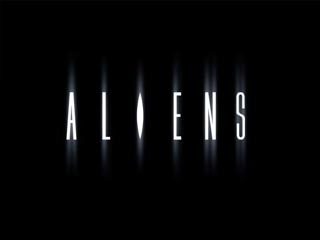 Aliens Logo (3d model),click here to see more