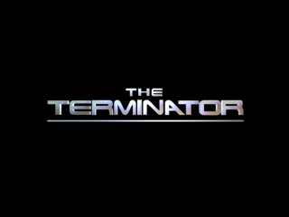 Terminator Logo (3d model),click here to see more